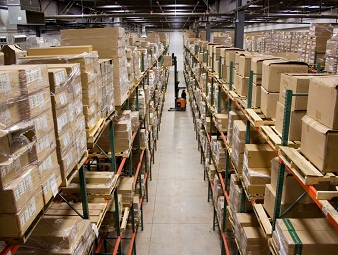 Warehouses of International standards