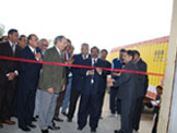 Inauguration of Mega Lube Warehouse at Dharuhera