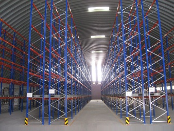 Warehouse Engineering & Space Planning with specification adopted to International Standards